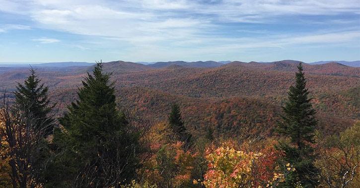 hadley mountain summit