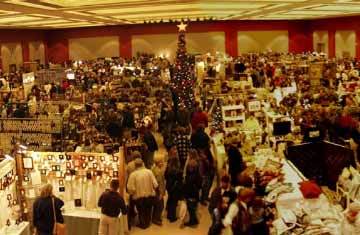 Saratoga Holiday Craft Fair
