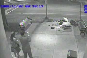 Saratoga Springs Horse Vandalism Caught On Video Tape
