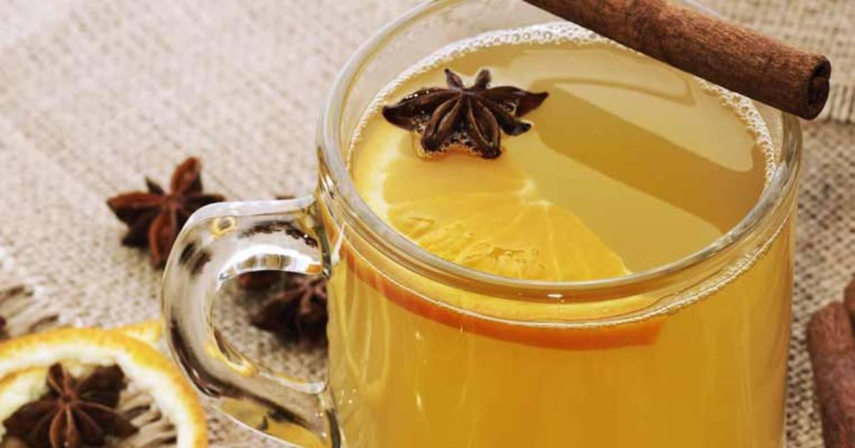 hot cider drink