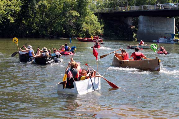 hudson crossing boat race
