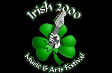 irish 2000 fest logo