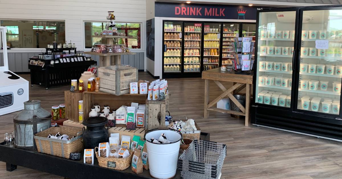 Find Saratoga Area Farm Stores Offering Local Food Products