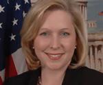 Congresswoman Kirsten Gillibrand
