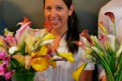 calla lilies flower bouquets