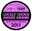 locals choice winner button
