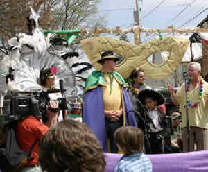 Saratoga Springs Mardi Gras