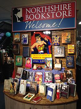 northshire book display