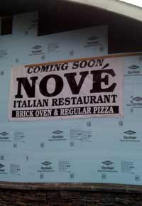 Nové Is Coming Soon To Saratoga!