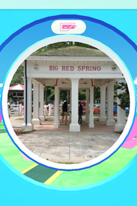 pokestop red spring