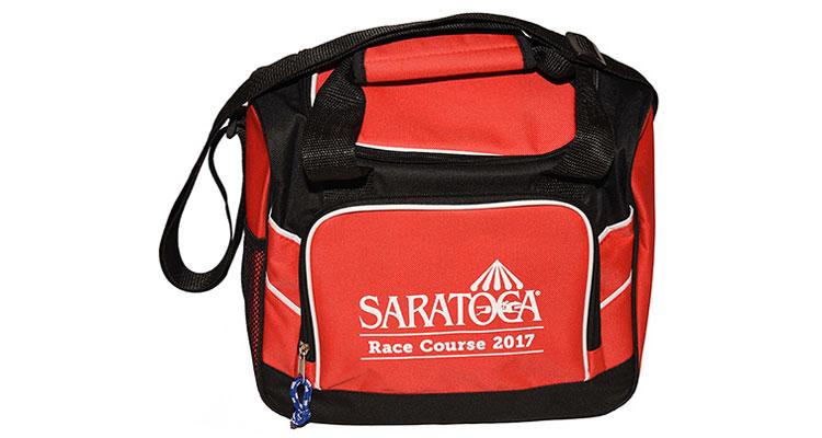 saratoga race course cooler
