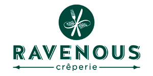 ravenous logo