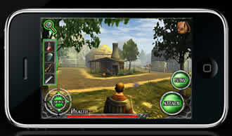 RavenSword iPhone App