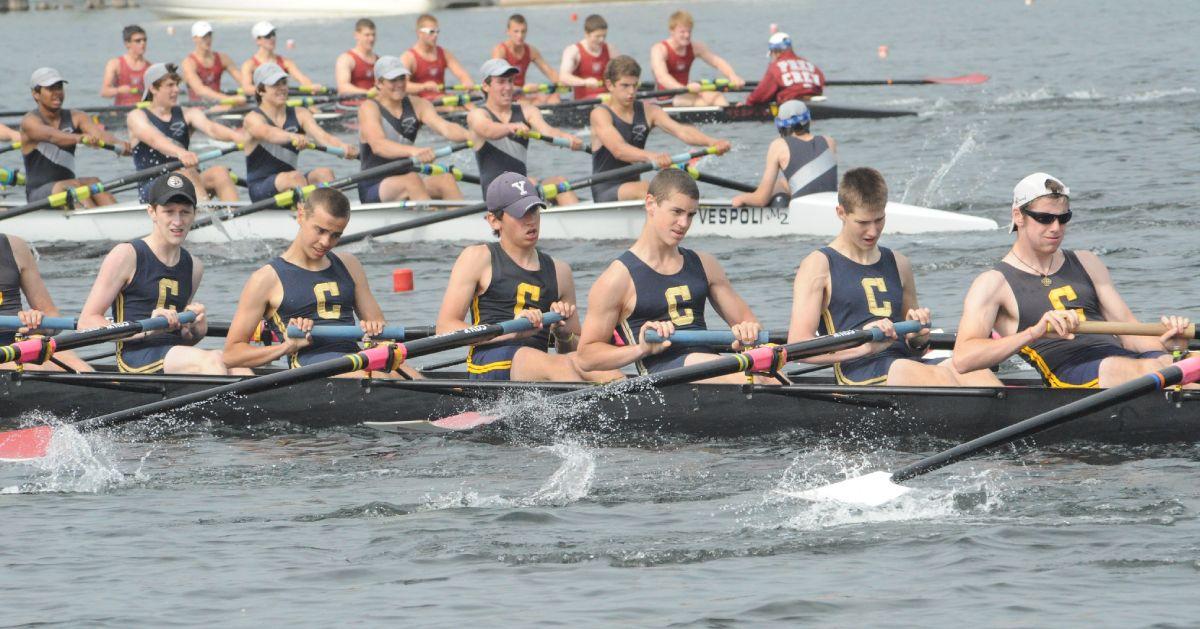 two regatta teams