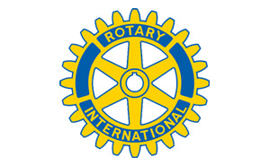 saratoga springs rotary club logo