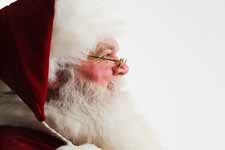 Dont miss Santa at the annual Saratoga Tree Lighting Ceremony