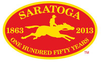 saratoga 150 celebration logo