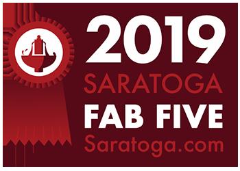 2019 fab five logo