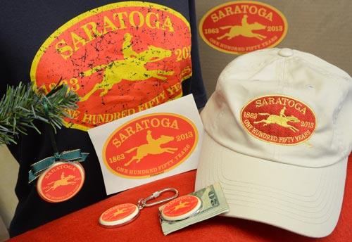 Saratoga 150 Memorabilia