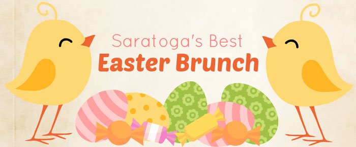 Saratoga Easter Brunch