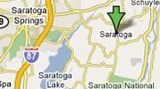 Map Of Saratoga