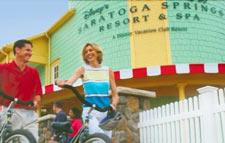Walt Disney World Saratoga Springs Resort & Spa Exterior