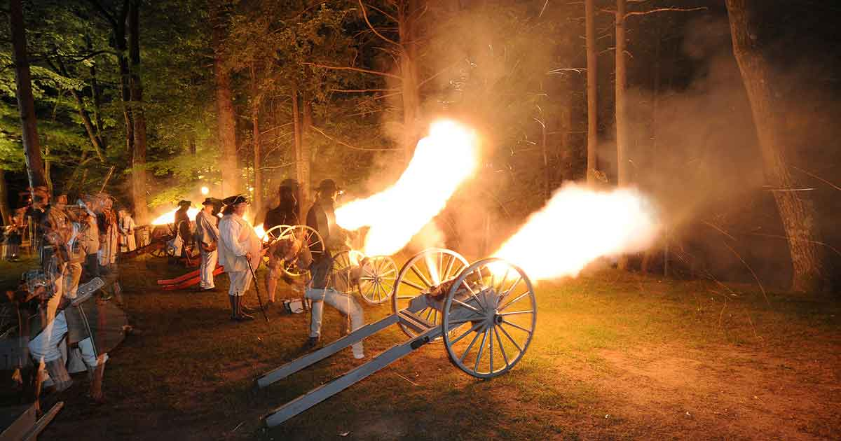 The Battle Of Saratoga A Major Turning Point Of The