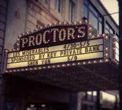 proctors theater in schenectady
