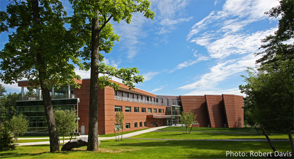 skidmore college's zankel music center
