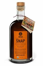 SNAP liqueur bottle