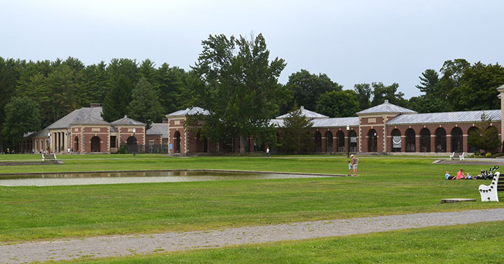 spa park building