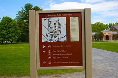 saratoga spa state park trail map