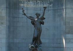 spirit of life statue