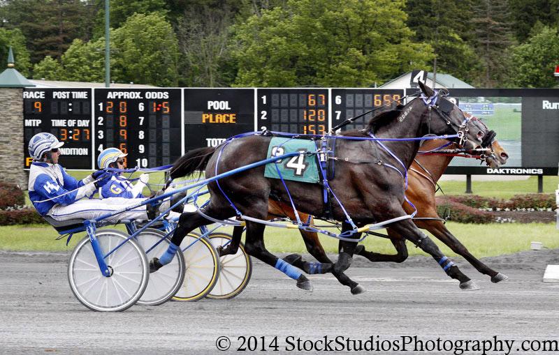 Harness Racing & Gaming at Saratoga Casino Hotel