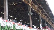 grand stand at saratoga