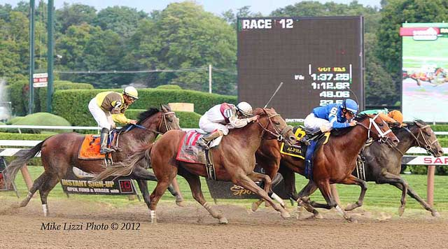 Saratoga race track 2018 giveaways for birthday