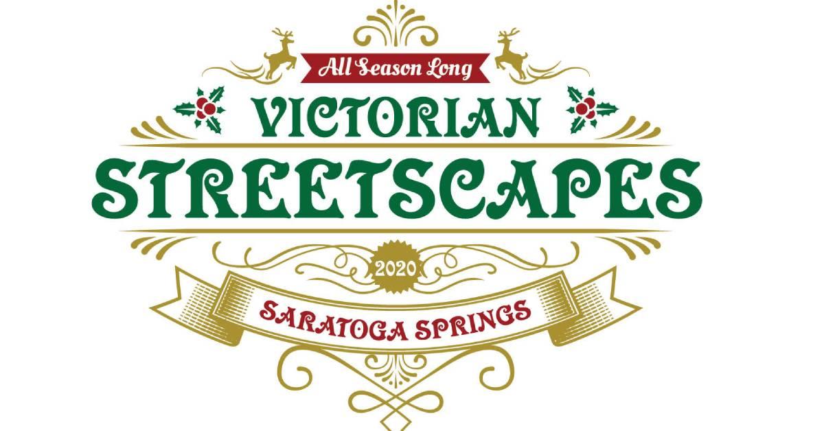 saratoga victorian streetscapes logo