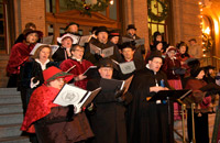 Annual Holiday Events in Saratoga Springs