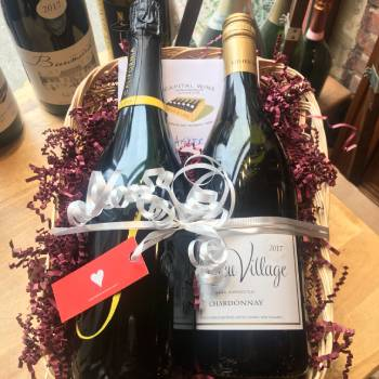 wine bottles gift