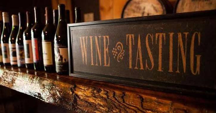 saratoga winery tasting
