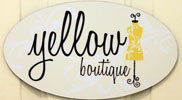 Shopping in Saratoga Springs at Yellow Boutique