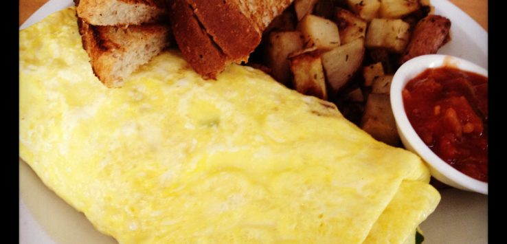 50 South Western Omelet
