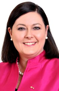 Ruth Mahoney is president of KeyBank's Capital Region. Courtesy KeyBank