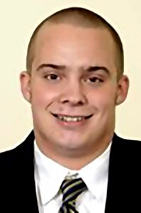 Brandon Bogardus will open an Edward Jones Financial office next year. Courtesy Brandon Bogardus