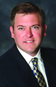 Michael Brown of Madison Wealth Managers urges people to think about retirement early. Courtesy Madison Wealth Managers