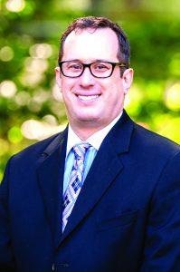 Ryan E. McMahon became executive director of Saratoga Springs City Center on Jan. 1. Courtesy Saratoga Springs City Center