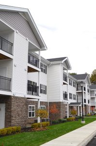 Recently Opened Senior Housing Project Is Nominated For A National Design Awa