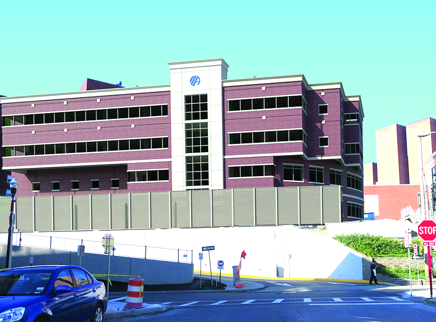 This rendering shows part of the new Pediatric Emergency Department at Albany Medical Center. The $50 million project will be funded by loans and donations. Courtesy Albany Medical Center
