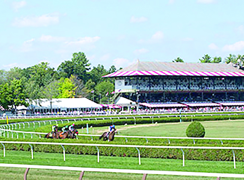 The latest proposal to privatize NYRA, which operates Saratoga Race Course, is 'a step forward,' says Todd Shimkus, Saratoga County Chamber of Commerce president, but needs some amending. Courtesy NYRA