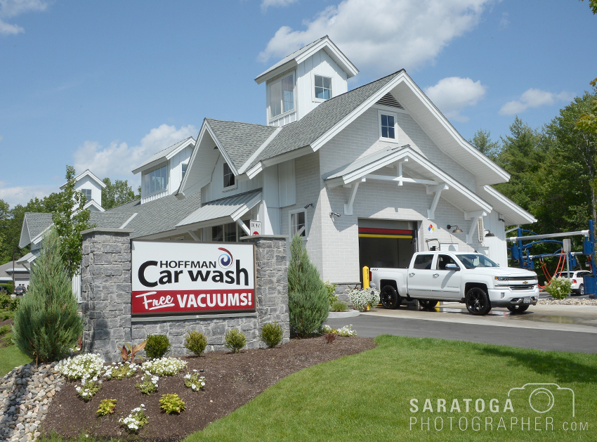Hoffmans Car Wash: Saratoga Business Journal